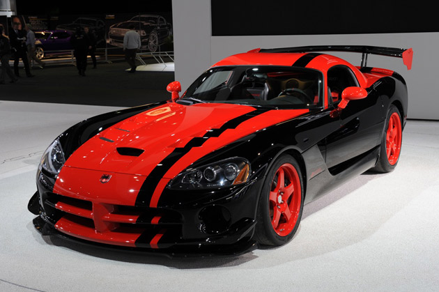 Dodge Viper ACR 1:33 Edition