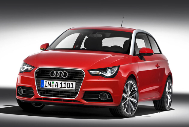 officially official 2011 audi a1 finally arrives w video. Black Bedroom Furniture Sets. Home Design Ideas
