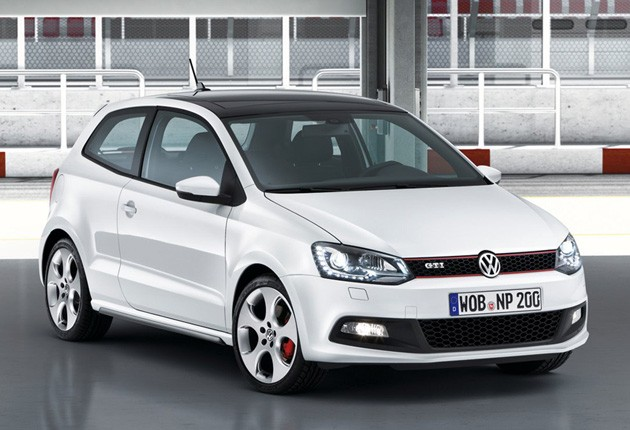 2011 Volkswagen Polo GTI – Click above for high-res image gallery