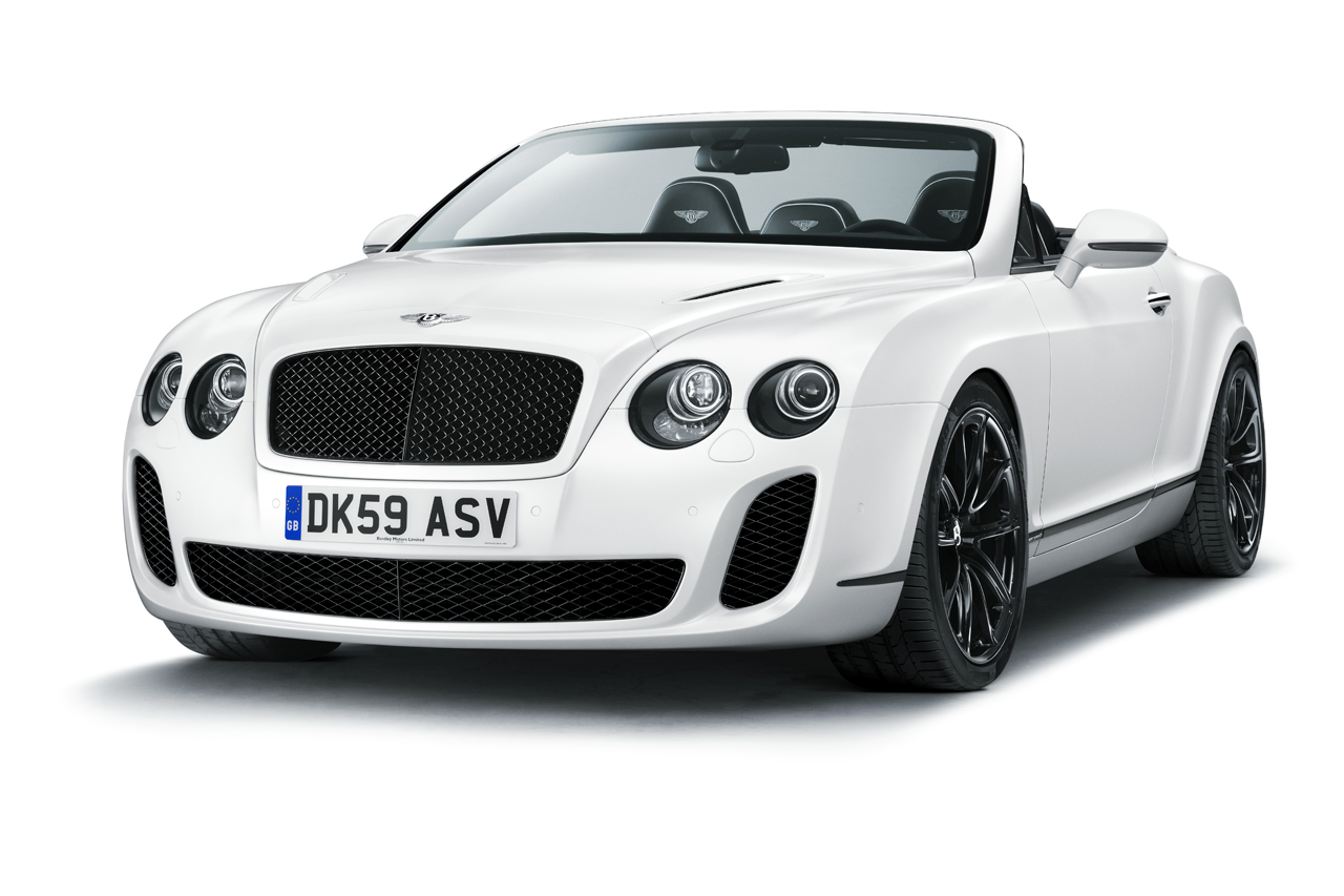 01 Bentley Continental Ss Conv Press
