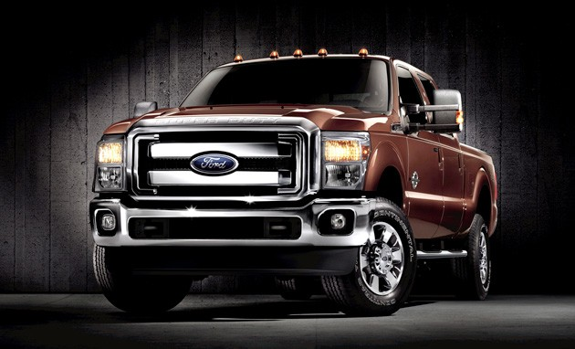 2011 ford super duty click above for high res image gallery