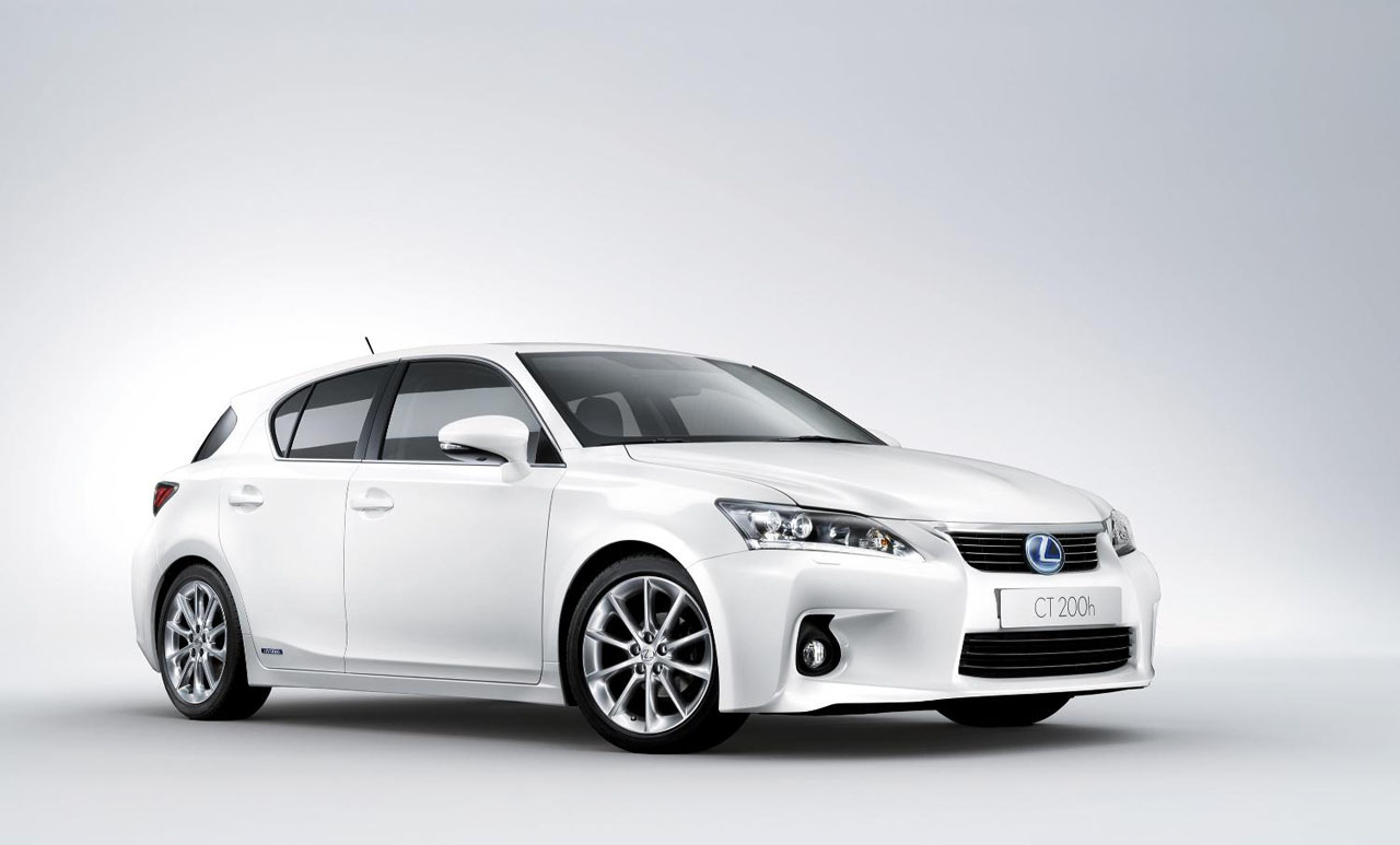 Updated Lexus Ct200h Coming Next Year New Variants
