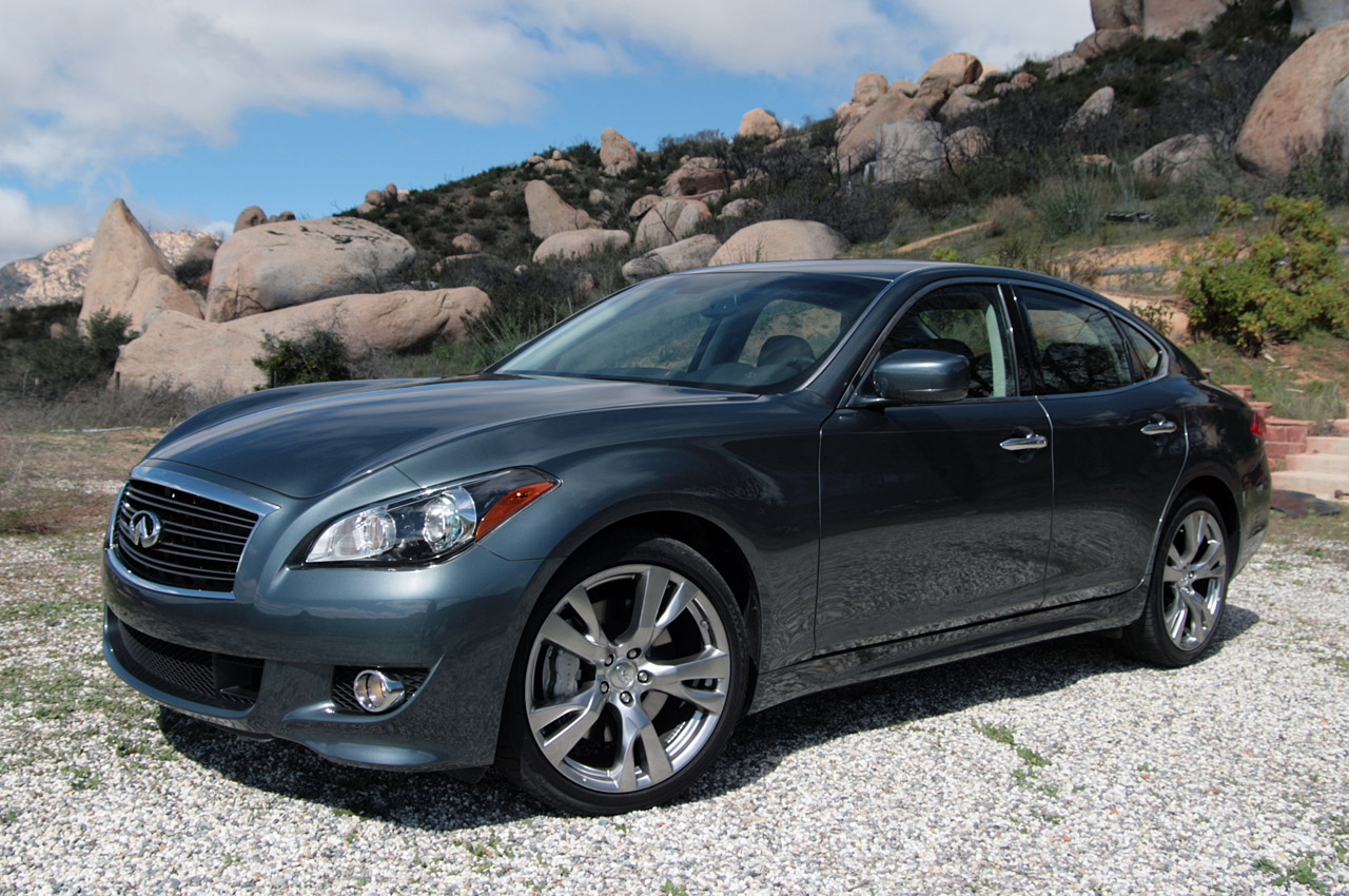 First drive 2011 infiniti m56 photo gallery autoblog vanachro Gallery