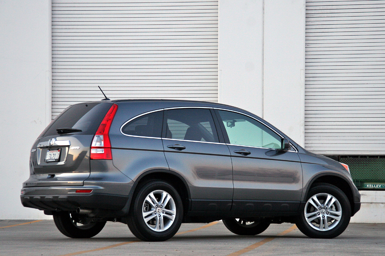 Review 2010 Honda Cr V Photo Gallery Autoblog