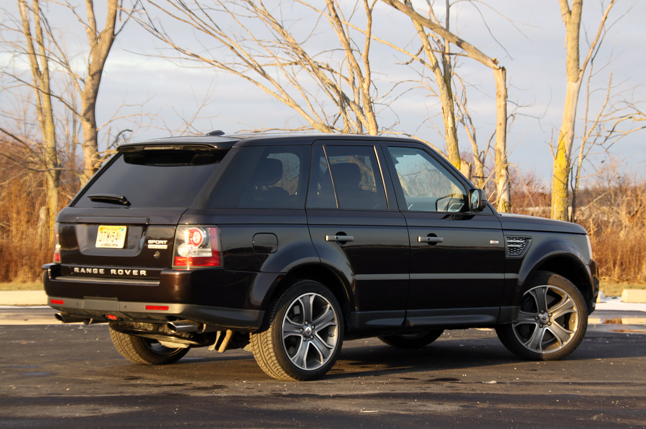 review 2010 range rover sport supercharged photo gallery autoblog. Black Bedroom Furniture Sets. Home Design Ideas