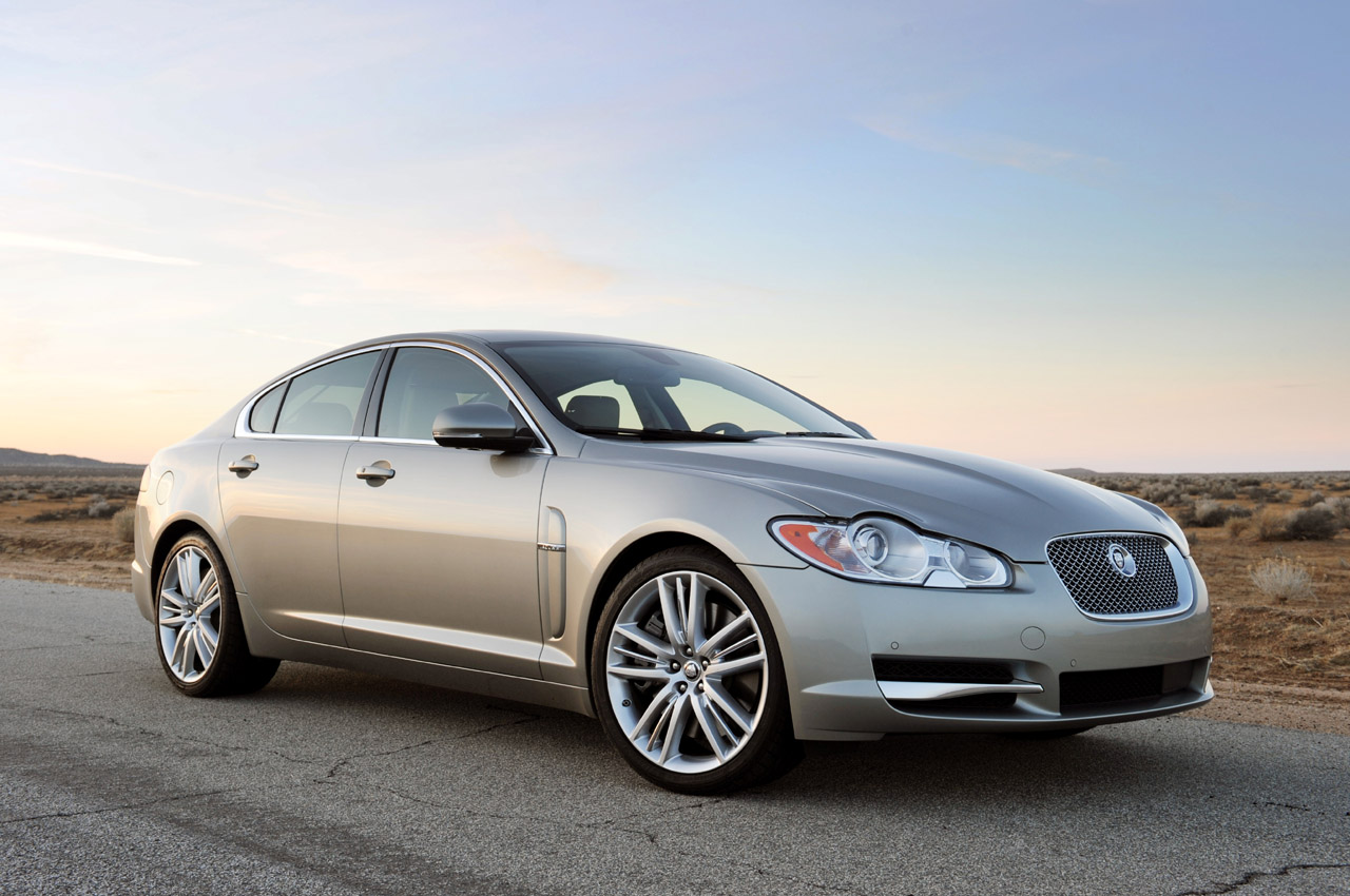 Pre Owned Tesla >> Review: 2010 Jaguar XF Supercharged Photo Gallery - Autoblog