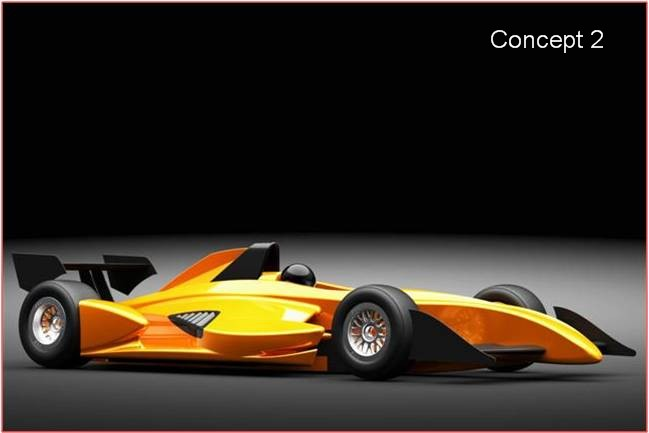 Dallara 2012 Indycar Concept Chassis Photo Gallery - Autoblog
