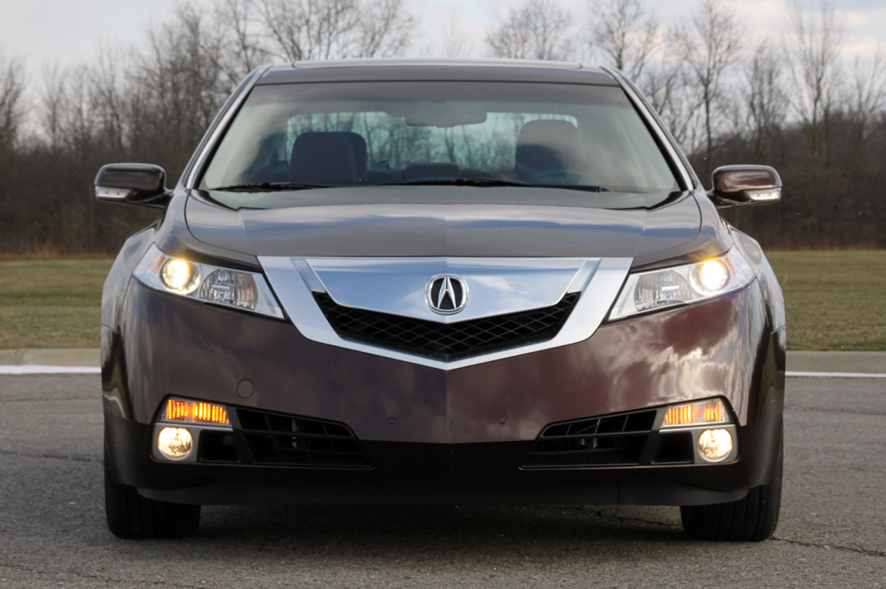 Review: 2010 Acura TL SH-AWD 6MT Photo Gallery - Autoblog