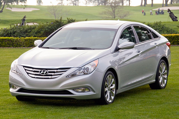 Review 2011 Hyundai Sonata A Sweet Addition To Mid Size
