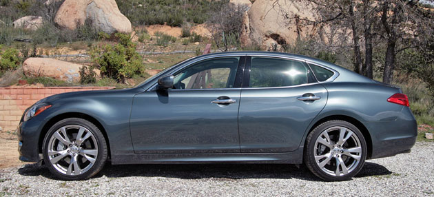 First Drive 2011 Infiniti M37s And M56s Answer Many Questions