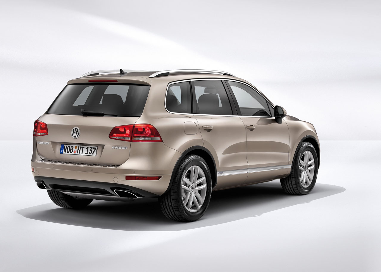 vw debuts new 2011 touareg in munich drive accord honda forums. Black Bedroom Furniture Sets. Home Design Ideas