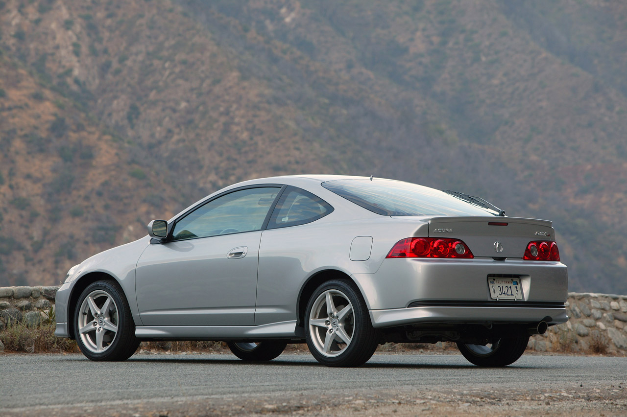 2010 Acura RSX Type S photo - 2