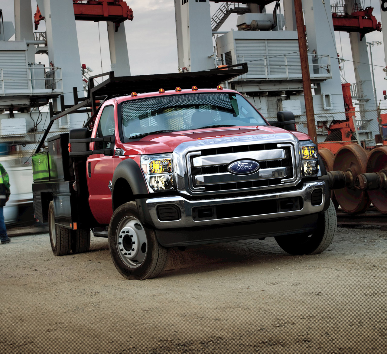 2011 Ford Super Duty Photo Gallery