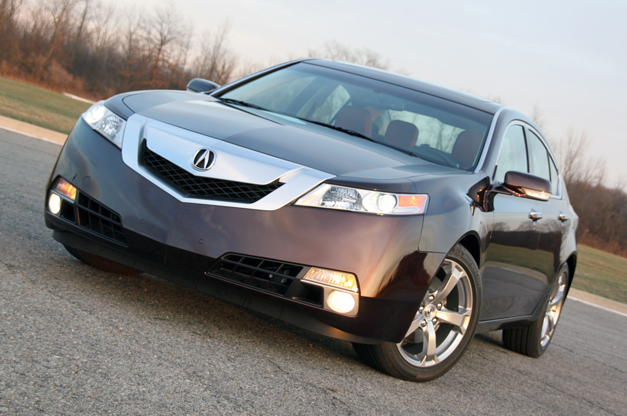 2010 acura tl review ratings specs prices and photos the. Black Bedroom Furniture Sets. Home Design Ideas