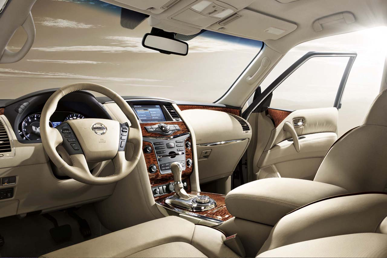 Vwvortex 2010 nissan patrol infiniti qx56 debuts in the we already have confirmation that the infinitized version bows next month as the 2011 qx56 at the new york auto show and this one vanachro Images