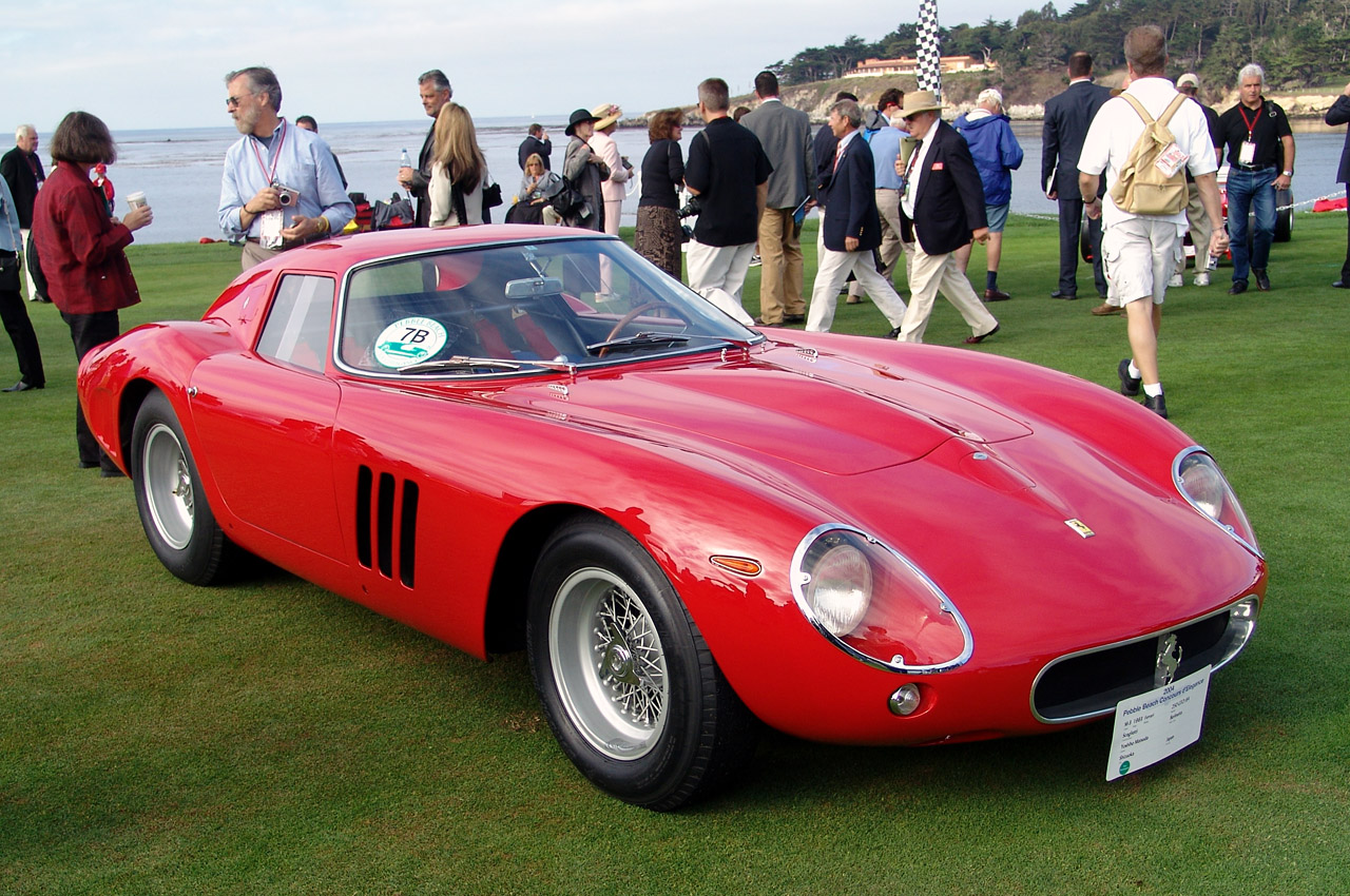 ferrari 250 gto may have set new sale record at 52m autoblog. Black Bedroom Furniture Sets. Home Design Ideas