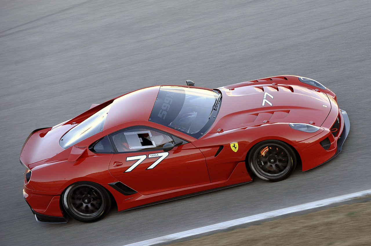 599xx - Ferrari's best looking front-mid engine car ...