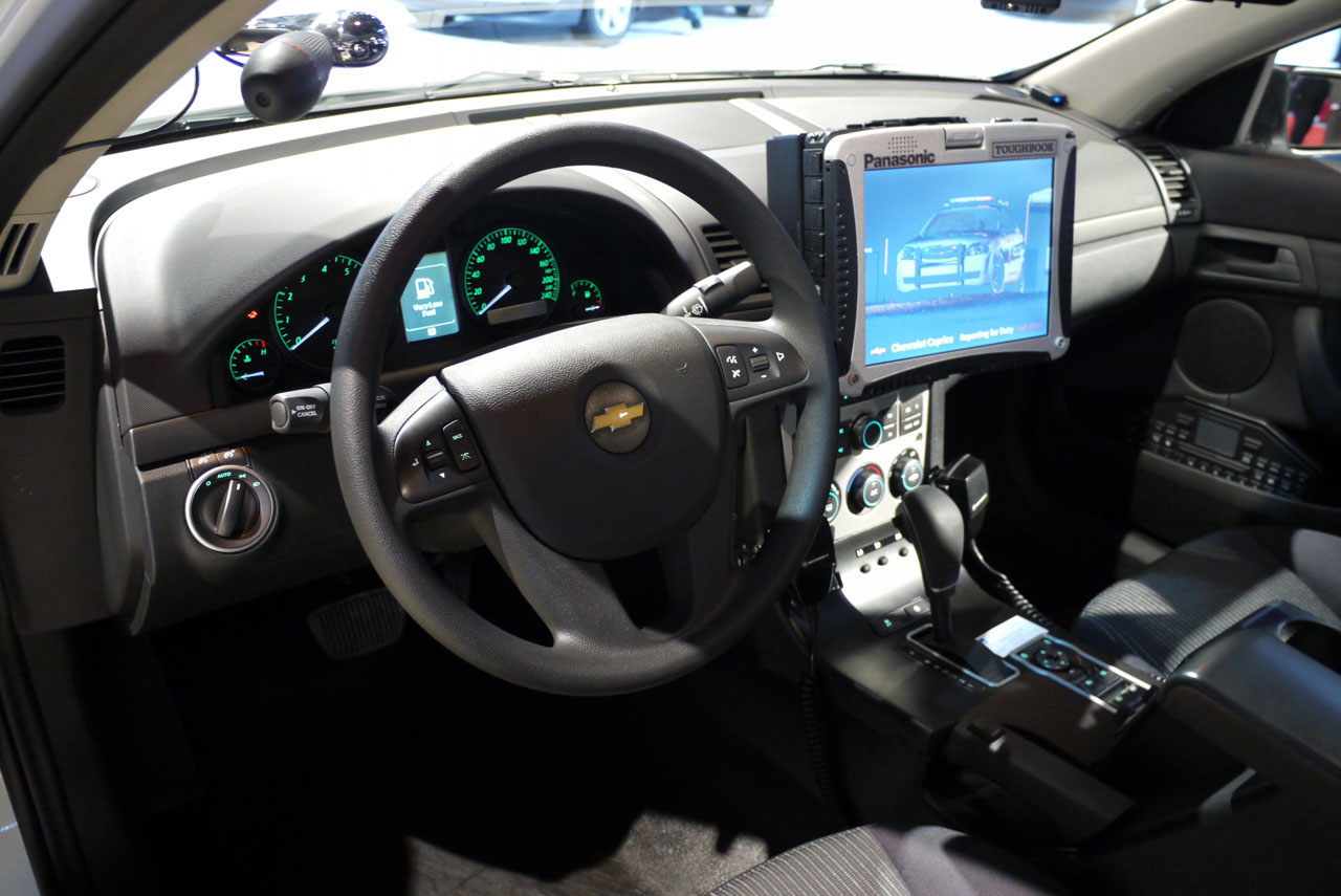 Chevrolet Caprice Ppv At Chicago Auto Show Photo Gallery
