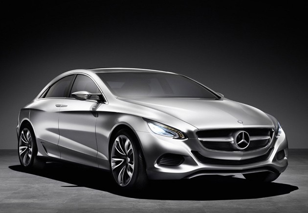 geneva preview mercedes benz f 800 style a sneak peek at
