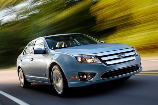 2010 Ford fusion reliability consumer reports