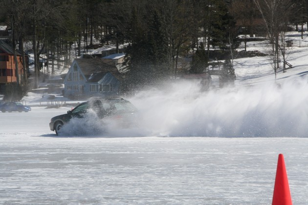 Introduction to Ice Racing: Part 4 [w/video]