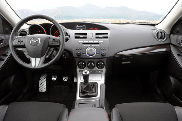 Review 2010 Mazdaspeed3 Is Sitting On The Bubble Autoblog