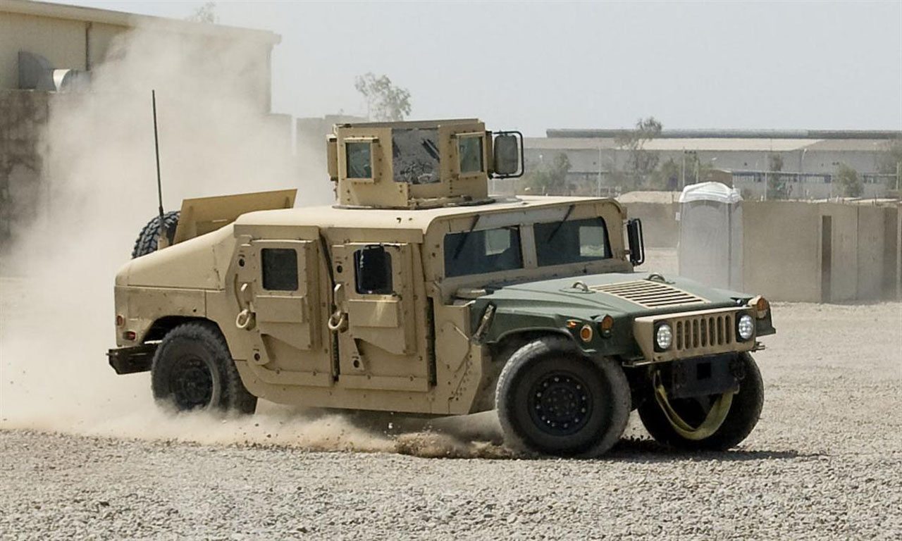 U.S. Army HMMWV (Humvee) Photo Gallery - Autoblog