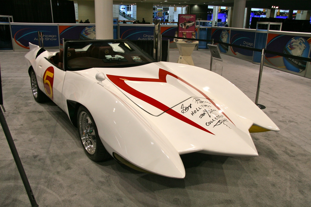 Volo Museum Hollywood Cars At Chicago Auto Show Photo