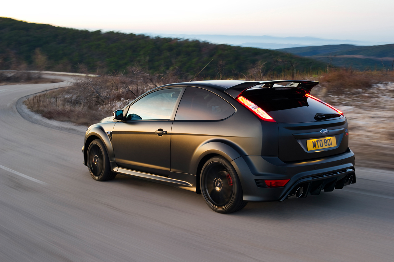 Next Ford Focus Rs Could See 330 Horsepower Autoblog