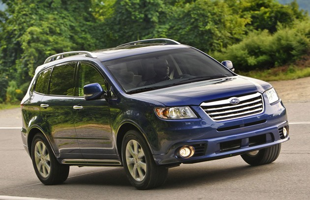 Subaru Tribeca getting the axe?