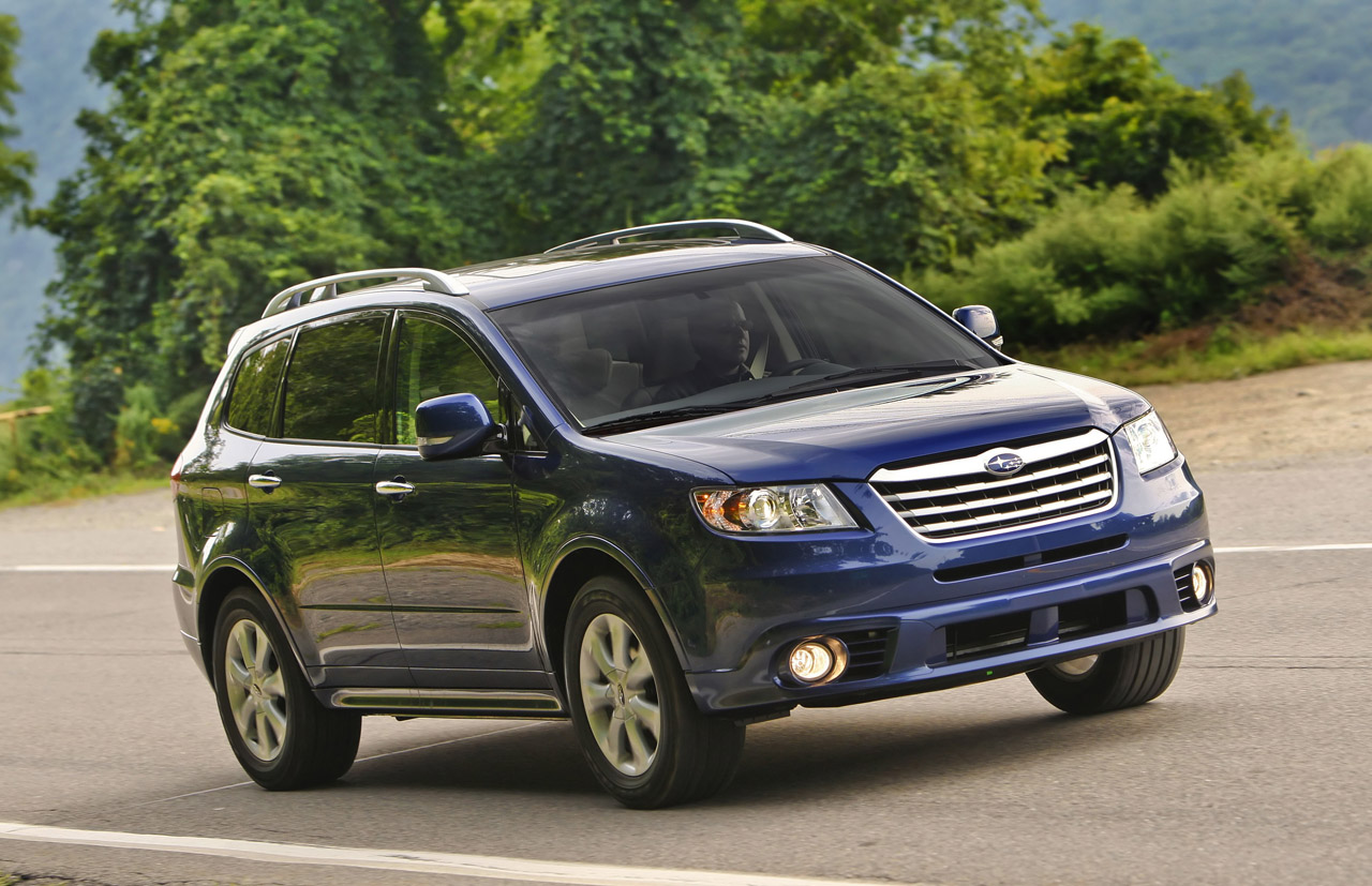 2010 subaru tribeca photo gallery autoblog vanachro Images