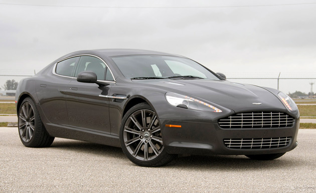 first drive 2010 aston martin rapide is always ready for. Black Bedroom Furniture Sets. Home Design Ideas