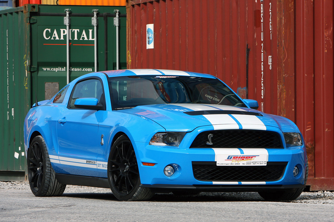 All Types 2010 mustang shelby : 2010 Ford Shelby GT500 Mustang by GeigerCars