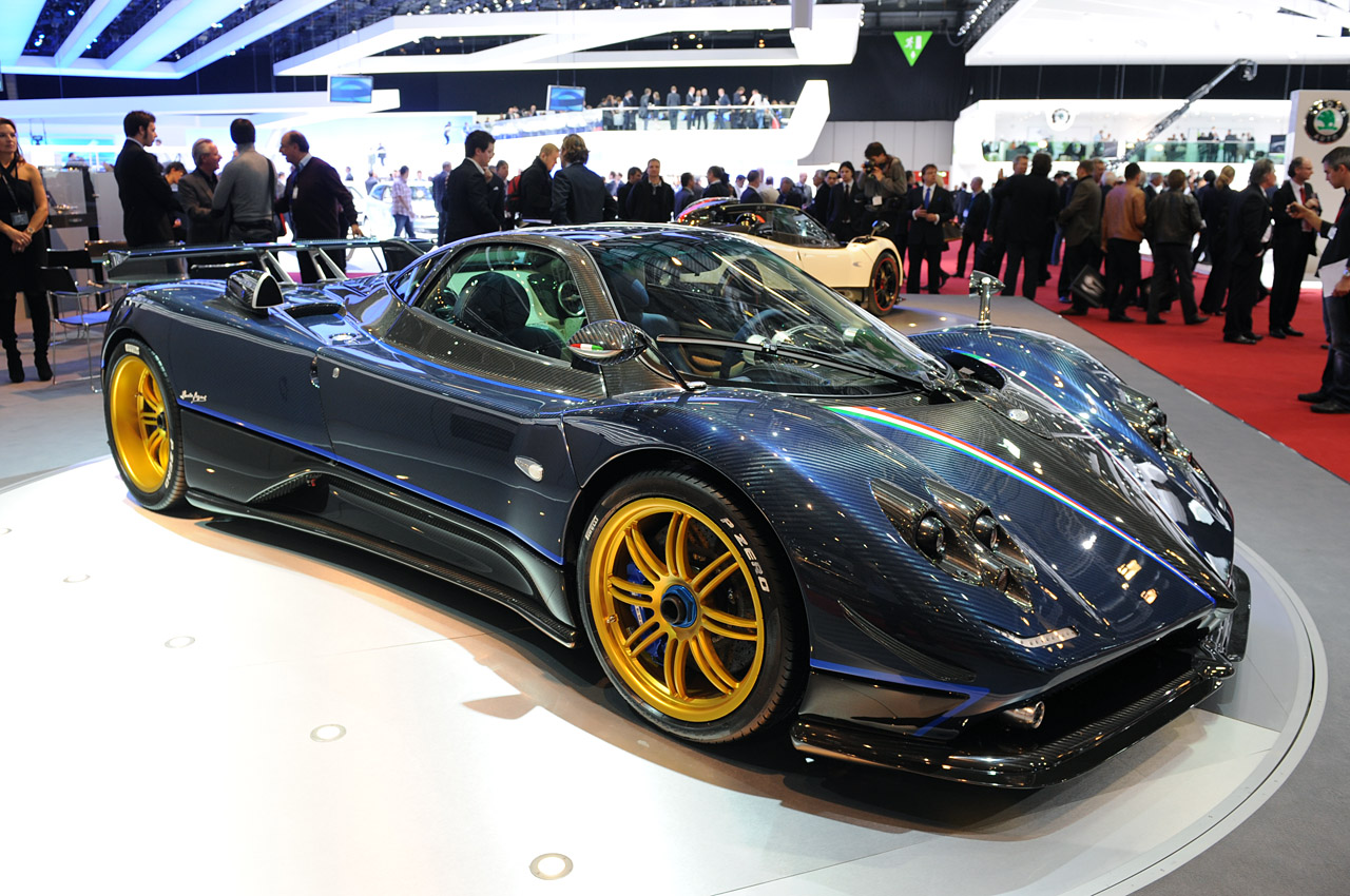 2009 Pagani Zonda Tricolore photo - 5