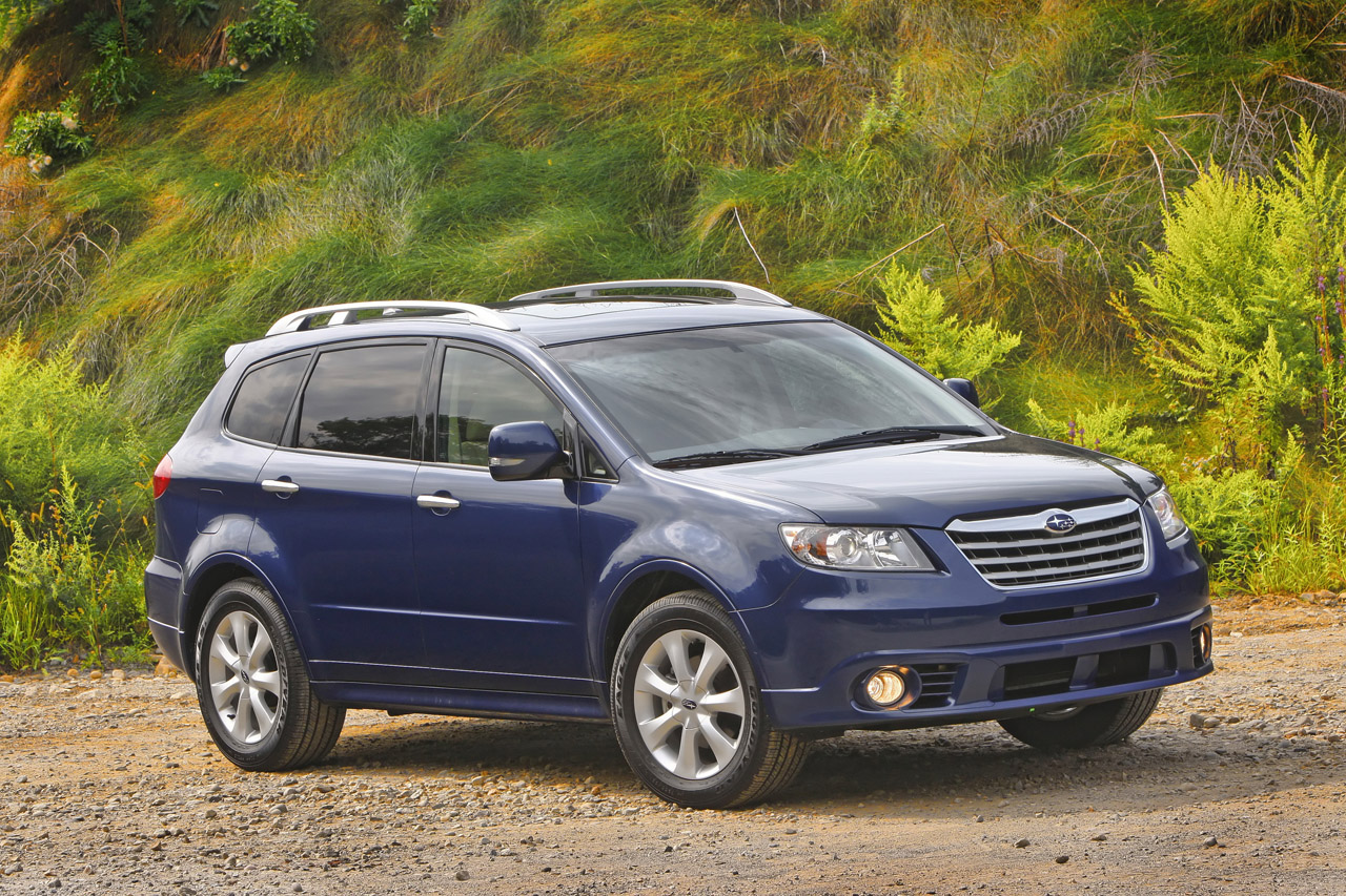 subaru weighing outback vs forester approach for seven seater autoblog. Black Bedroom Furniture Sets. Home Design Ideas