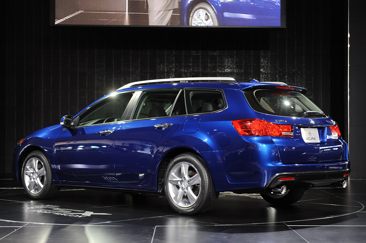 New york 2010 2011 acura tsx sport wagon is lovable but somewhat underwhelming clublexus lexus forum discussion