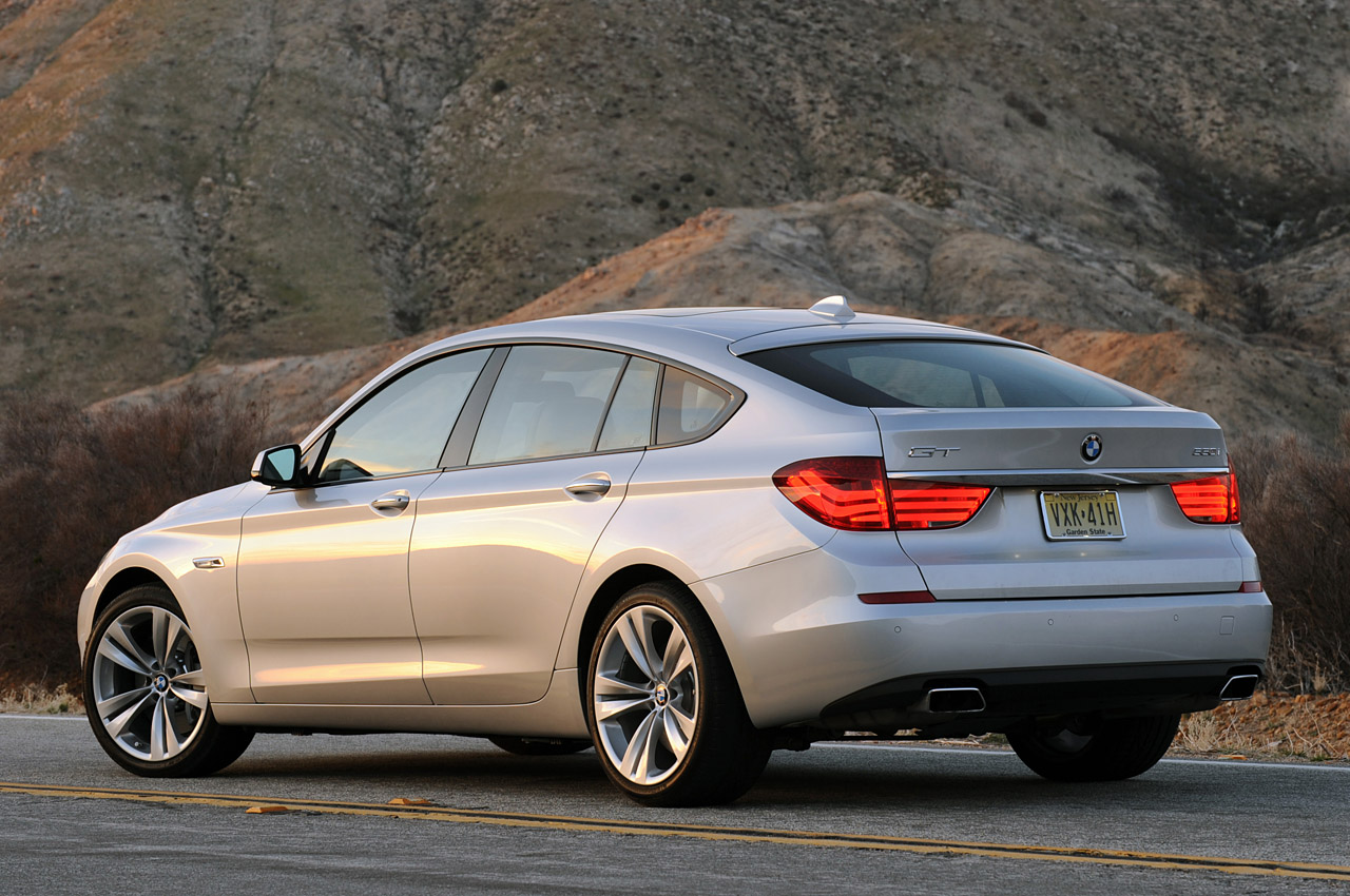 Review 2010 Bmw 550i Gran Turismo Photo Gallery Autoblog