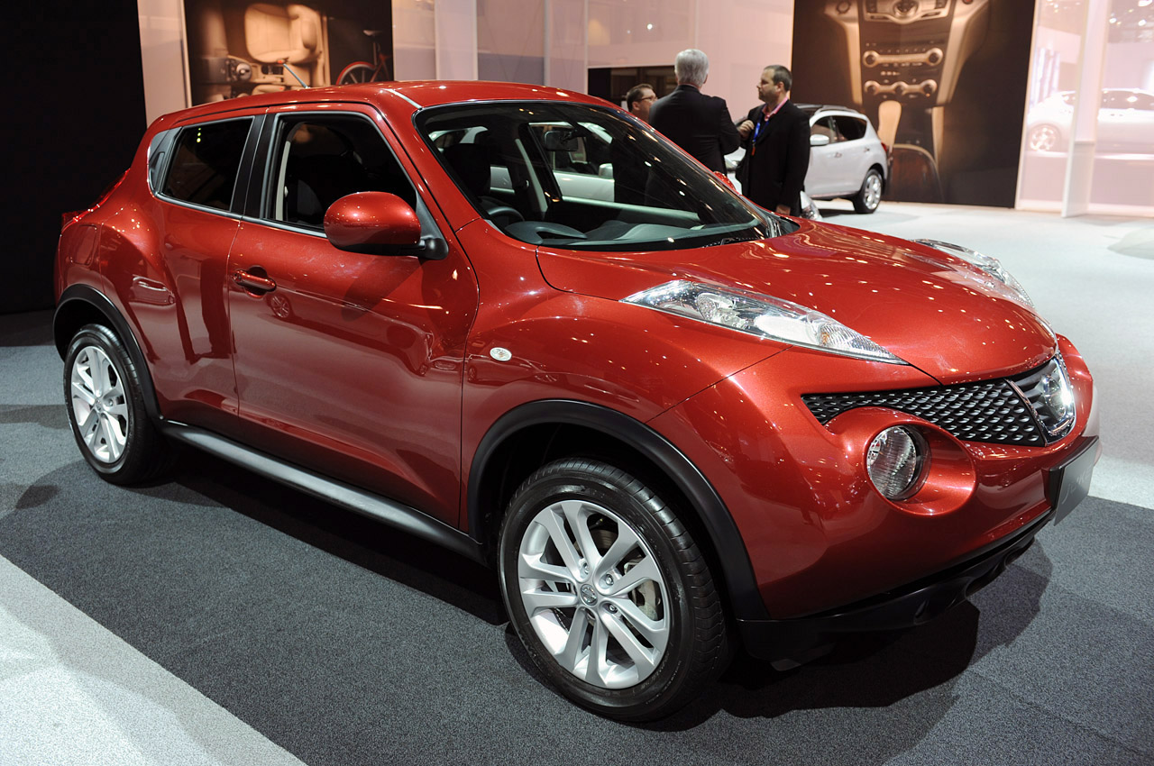 Nissan Certified Pre Owned >> New York 2010: Nissan Juke Photo Gallery - Autoblog