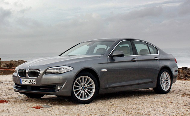 2011 BMW 5 Series priced from $50,475*
