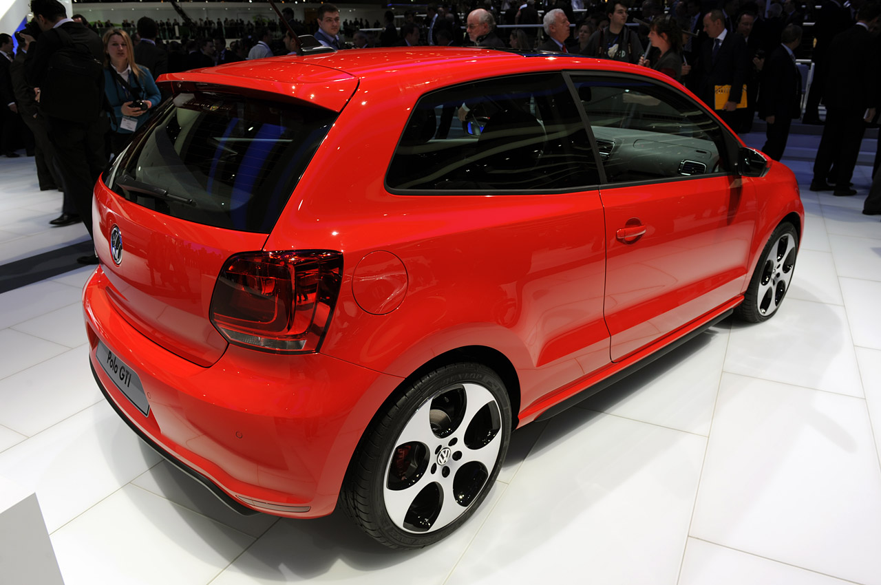 geneva 2010 volkswagen polo gti photo gallery autoblog. Black Bedroom Furniture Sets. Home Design Ideas