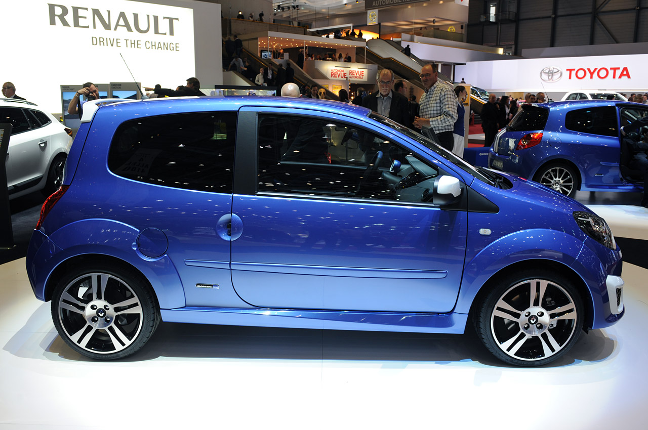 geneva 2010 renault twingo gordini r s photo gallery autoblog. Black Bedroom Furniture Sets. Home Design Ideas