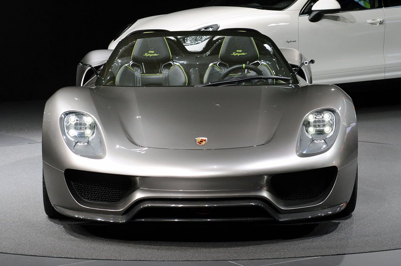 porsche 918 spyder concept wallpaper. Black Bedroom Furniture Sets. Home Design Ideas