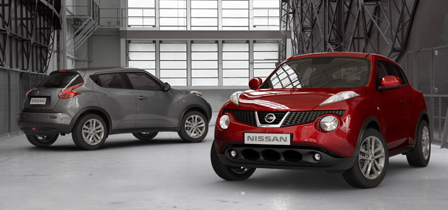 Upcoming Nissan juke cars Wallpapers
