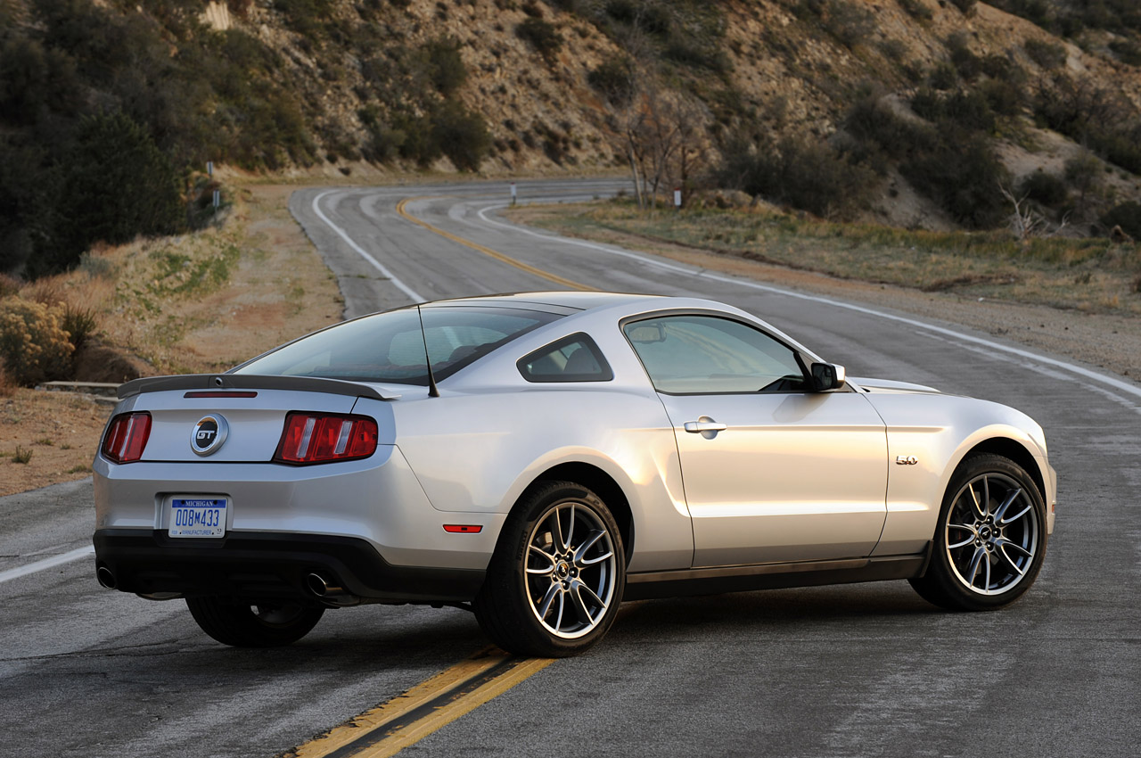Most Expensive Minivan >> First Drive: 2011 Ford Mustang GT Photo Gallery - Autoblog