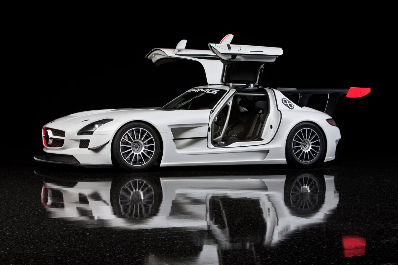 Mercedes Benz: SLS AMG GT3 News **45th Anniversary Revealed (page 1)**    AcuraZine   Acura Enthusiast Community