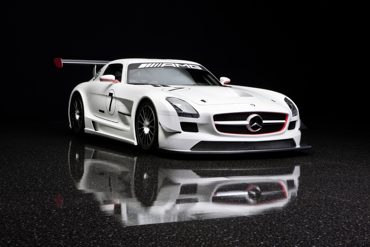 Superb Mercedes Benz: SLS AMG GT3 News **45th Anniversary Revealed (page 1)**    AcuraZine   Acura Enthusiast Community