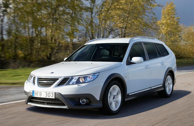 Check Out the New 2010 Saab 9-3