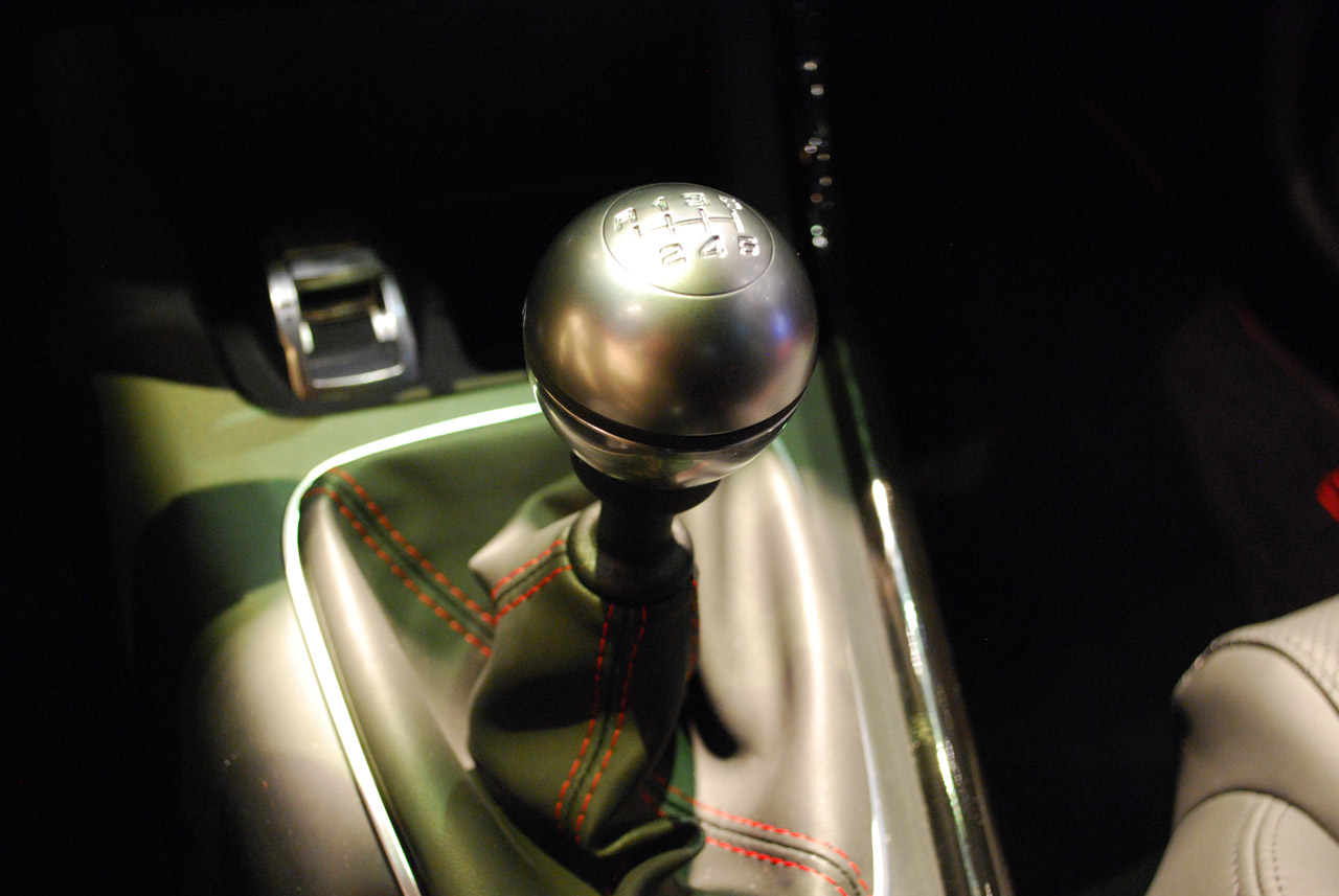 Alfa Romeo Shift Knob On MS Look Good Mazdaspeed Forums - Alfa romeo shift knob
