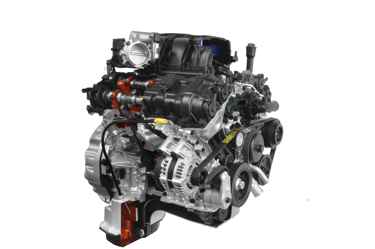 2013 Dodge Caravan Engine Diagram Wiring Library 2011 Grand Cherokee 2010 Chrysler Kicks Off Production Of Pentastar V6 Formerly Known As Phoenix