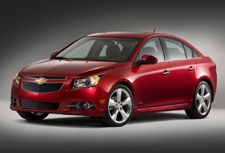 2011 Chevrolet Cruze RS